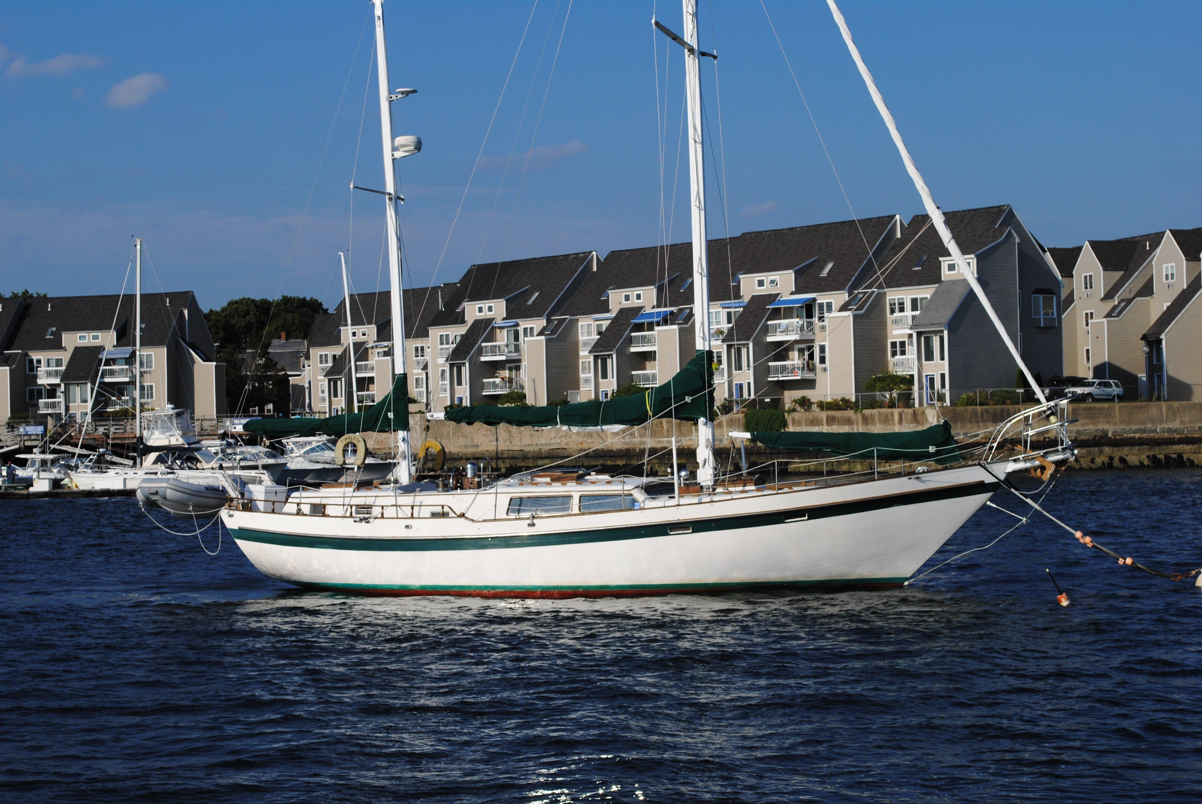 1980 Hardin 45 Cutter Ketch Sail New And Used Boats For Sale
