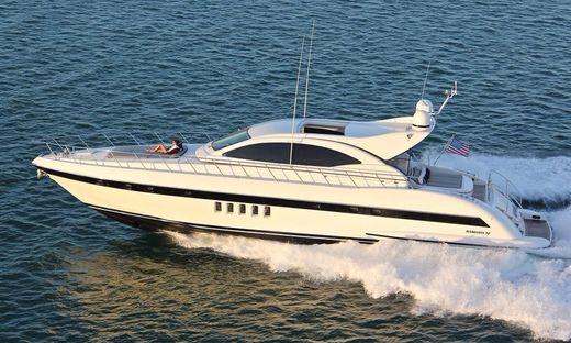 2006 Overmarine Mangusta