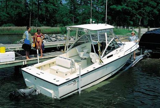 2002 Albemarle 247 Cuddy Express