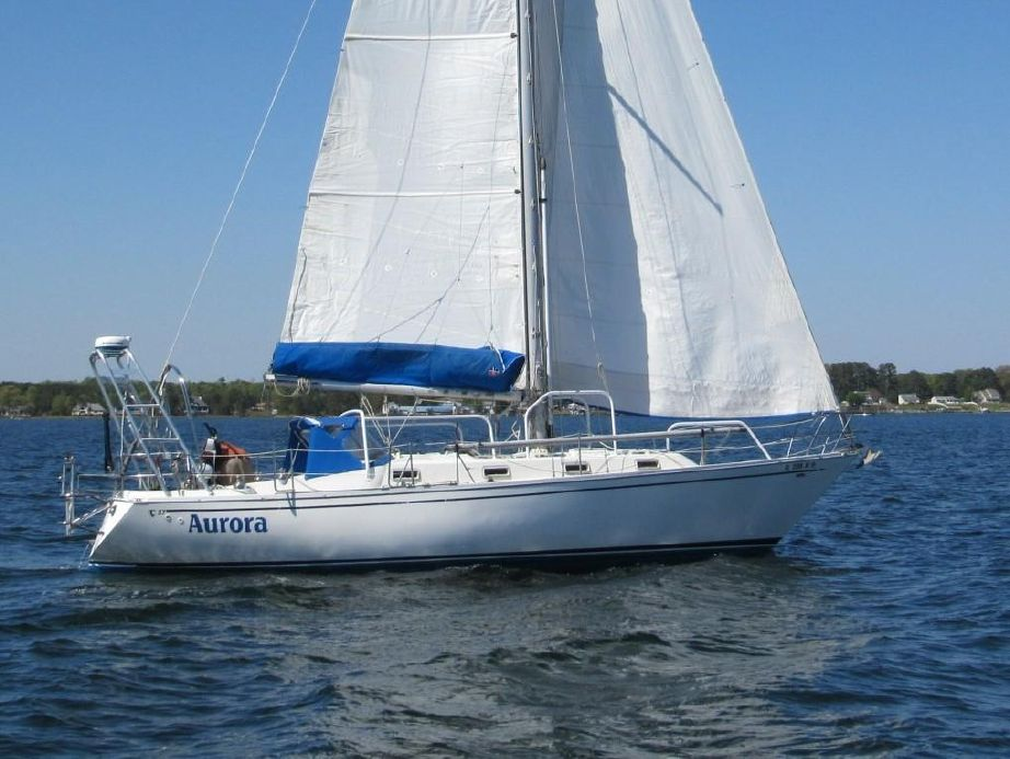 1979 Tartan 37 Sail New and Used Boats for Sale - www