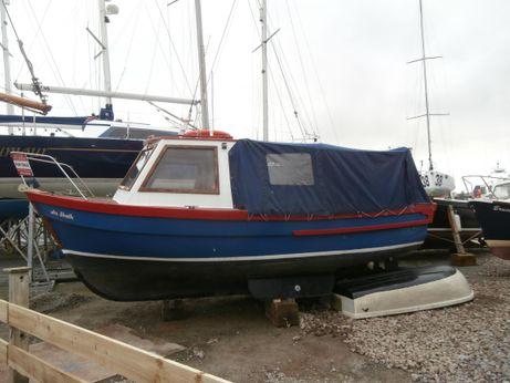1980 Maritime 21 Angler