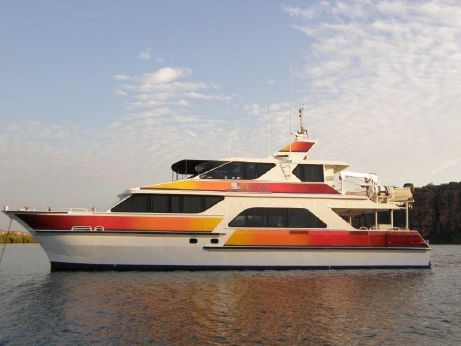 2001 Parker Catamaran