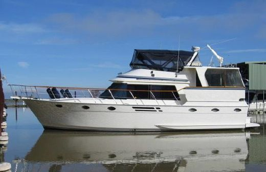 1987 Tiger Marine Motor Yacht