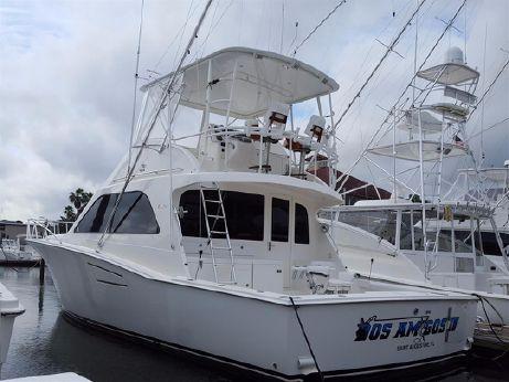 2003 Cabo Yachts 43 Convertible