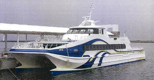 2006 Custom Fast Ferry