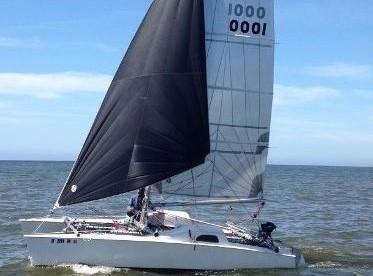 2012 Reynolds 21' Catamaran