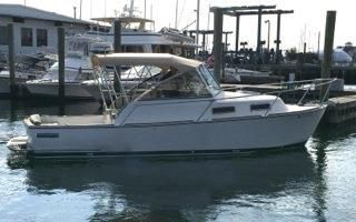 2002 Legacy Yachts 28 Express