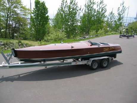 1997 Hacker-Craft Race Boat