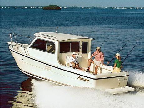 2002 Shamrock 270 Mackinaw