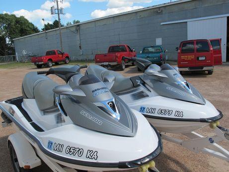 2006 Sea Doo (pair) GTX