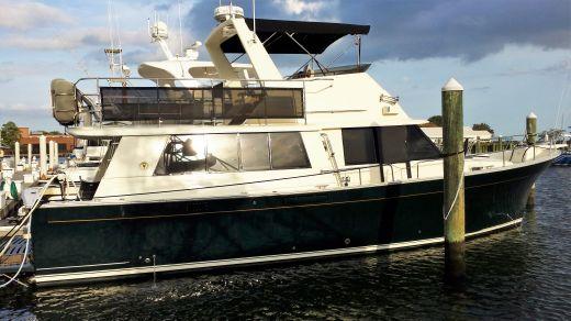 1981 Mainship 40' Motoryacht 1981/2012
