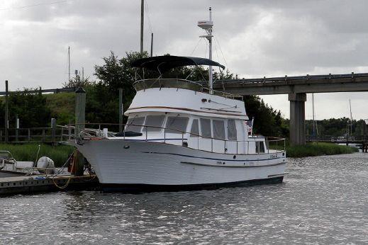 1989 Albin 40 Trawler