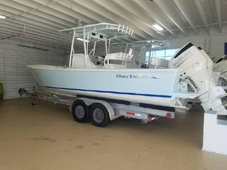 2019 Albury Brothers 27 Center Console