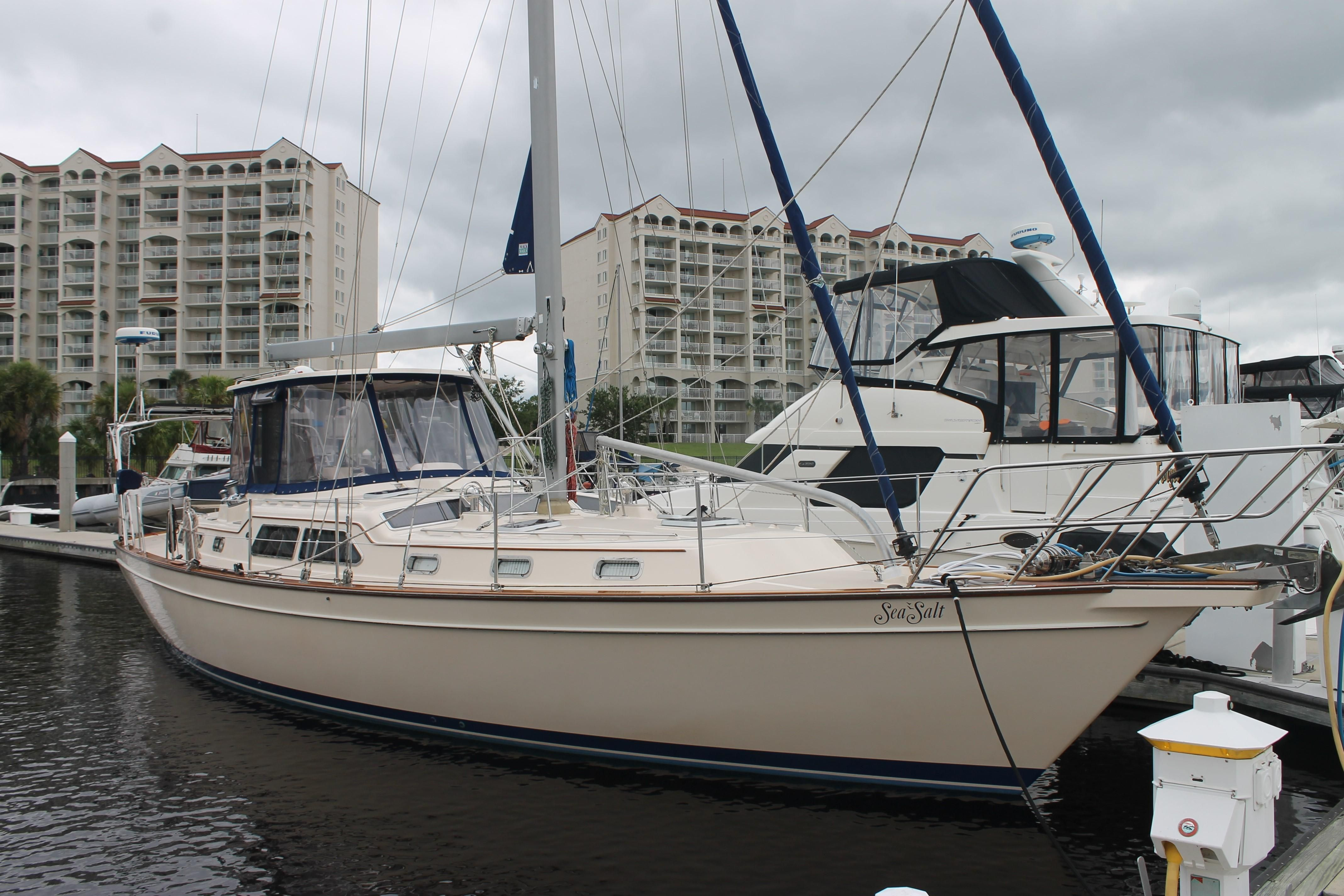 Island Packet Sail Boat For Sale