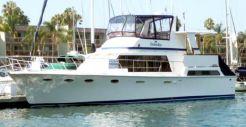 1995 Lien Hwa Aft Cockpit Motor Yacht
