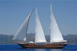 2013 Ron-Ka Yachting Co. Ltd Wooden Gulet Project