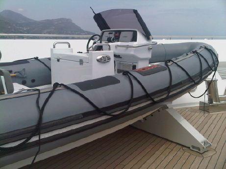 2009 Solas Diesel Rescue Boat Faulkner 7m