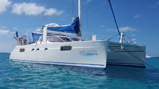 2000 Catana 471 OWNER VERSION