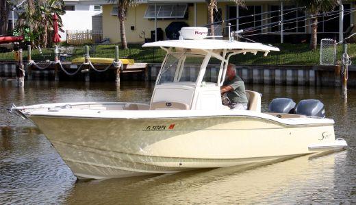 2009 Scout 282 Sportfish