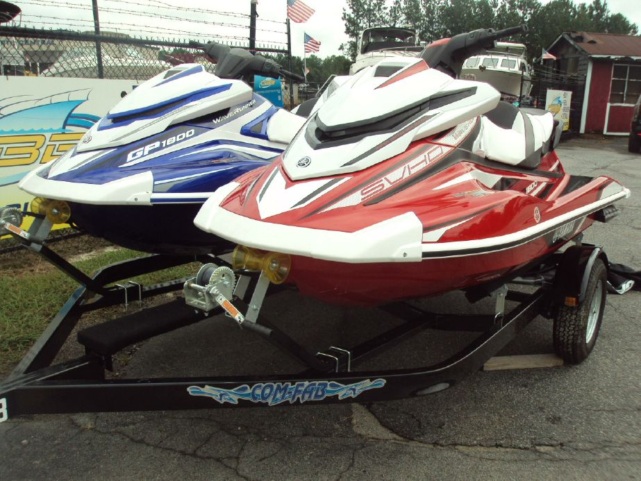 2018 Yamaha WaveRunner GP1800 SVHO Power New and Used Boats for Sale