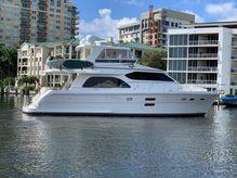 2010 Hampton 580 Pilothouse Motoryacht