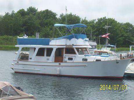 1982 Marine Trader Sedan 36 Europa Trawler
