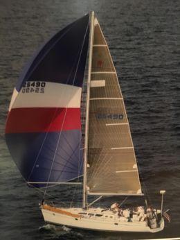 2002 Jeanneau 43 Sun Odyssey