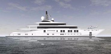 2016 German Built Yacht 101 m