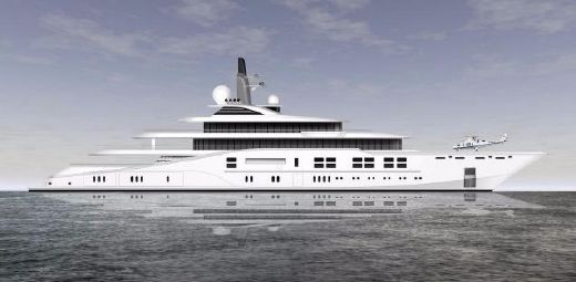 2016 German Built Yacht 101 m