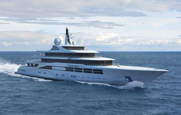 2018 German Built Yacht 101 m