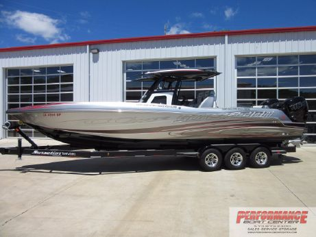 2016 Sunsation Powerboats 32 CCX