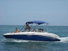 2007 Yamaha Sport Boat SX210