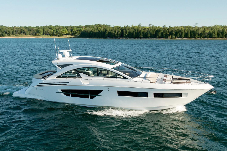 cruisers yachts  cantius power boat  sale wwwyachtworldcom