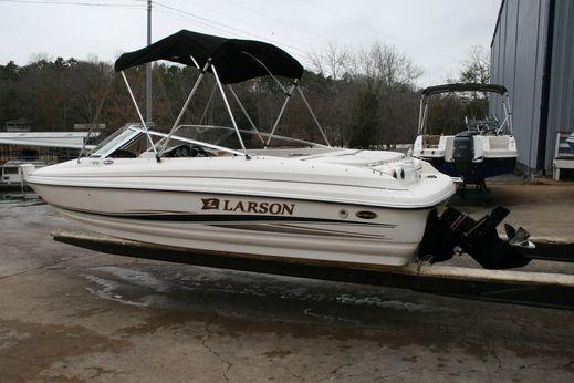 2004 Larson 190 Ski N' Fish I/O