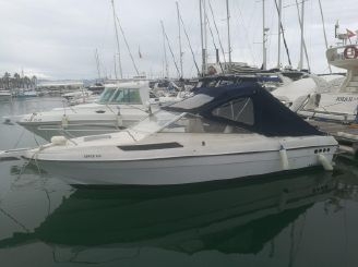 1992 Sunseeker Mexico 24