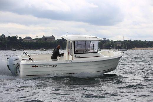 2017 Smartliner Fisher 23