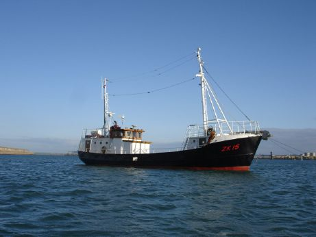 2000 Trawler Dutch Steel