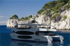 2013 Ron-Ka Yachting Co. Ltd Catamaran Project(steel)