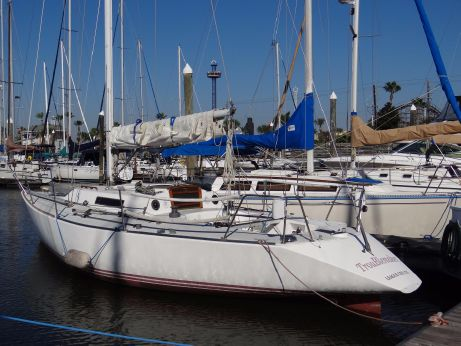1986 J Boats J/34