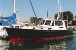 2001 Freedom Yachts Legacy 40