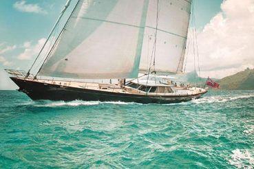 2008 Fitzroy Yachts 41