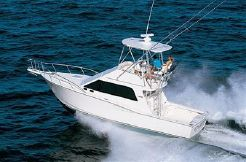 2007 Cabo Yachts 35 Flybridge Sportfisher