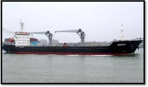 2008 Cargo Ship