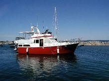 1990 Marine Trader 36 Hardtop Sundeck Trawler
