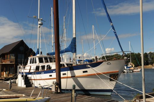 1981 Cheoy Lee 53 Offshore MS Motorsailer