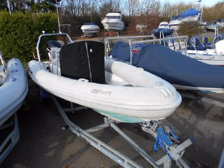 2006 J Craft 6.8m RIB Mercury Verado 175hp