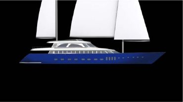 2009 Ron-Ka Yachting Co. Ltd sailing motoryacht project
