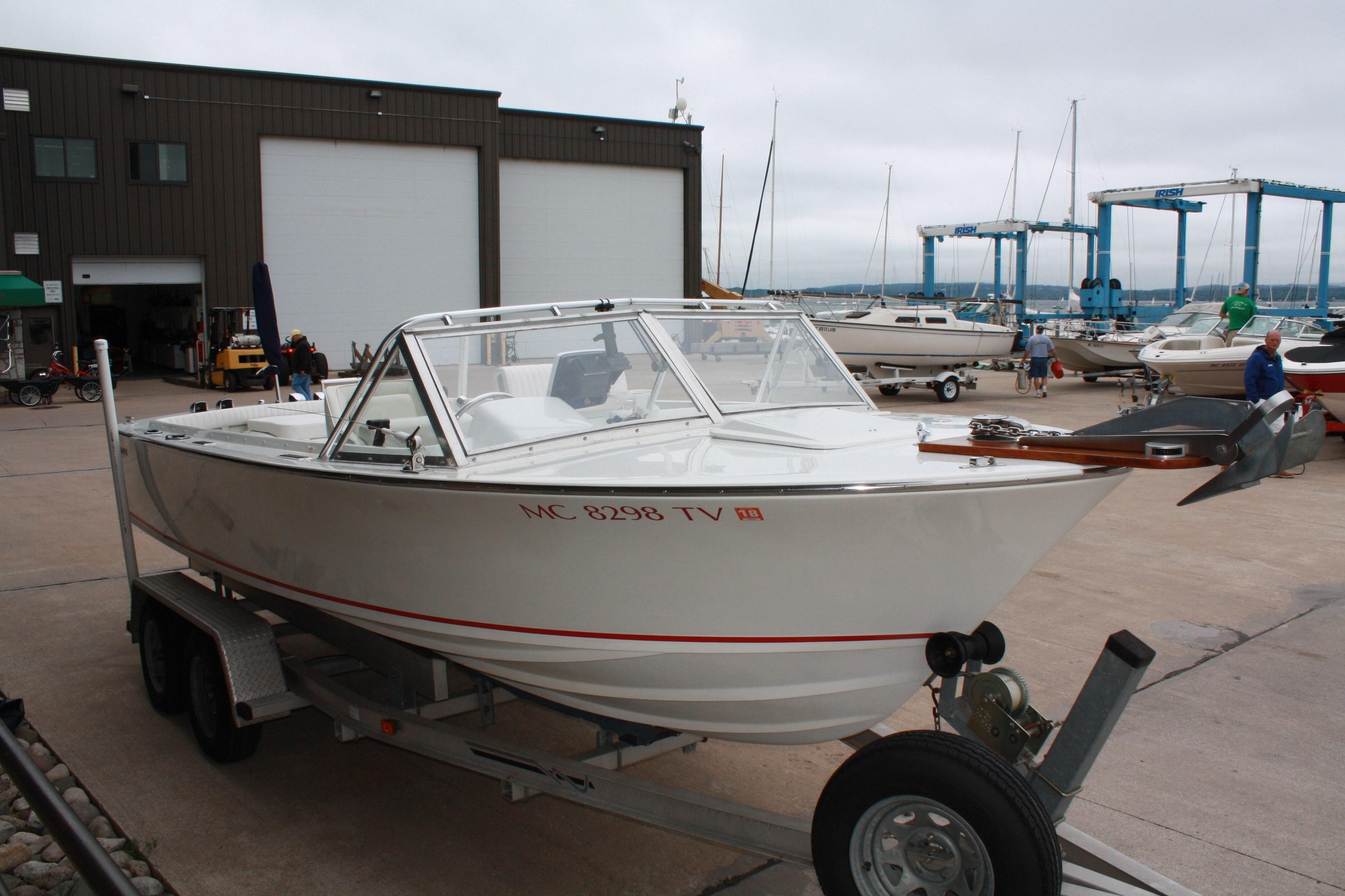 1964 bertram moppie power boat for sale for Morro bay deep sea fishing