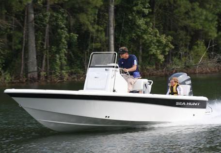 2011 Sea Hunt XP 21