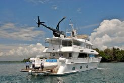 2003 Custom 98 Commercial Motor Yacht